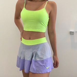 Nike Dry-Fit Tennis Skirt Outfit